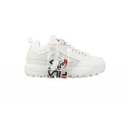Fila Disruptor II Patches Blanca